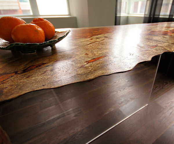 The Bubinga Table