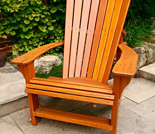 The Muskoka Chair